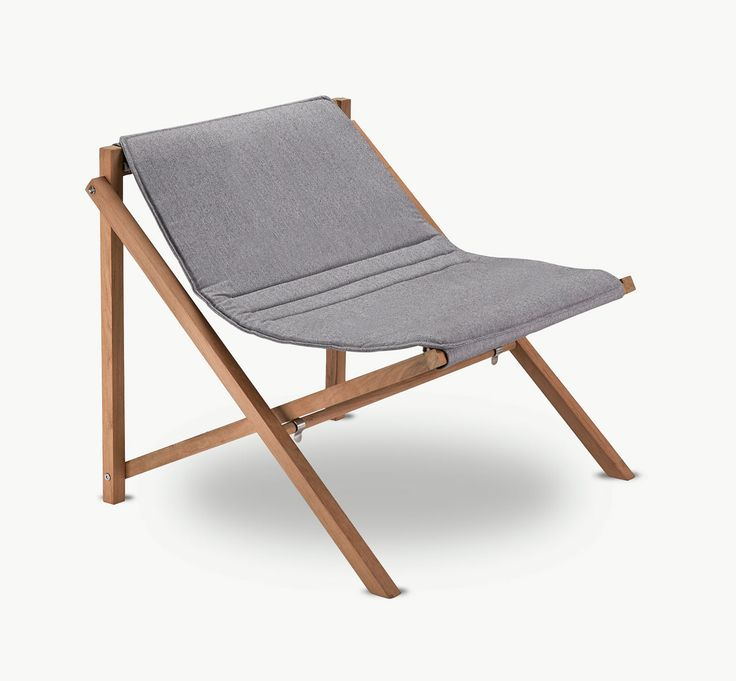 Danish Modern Outdoor Folding Chair Thatu0027s Built To Withstand Different  Weather Conditions