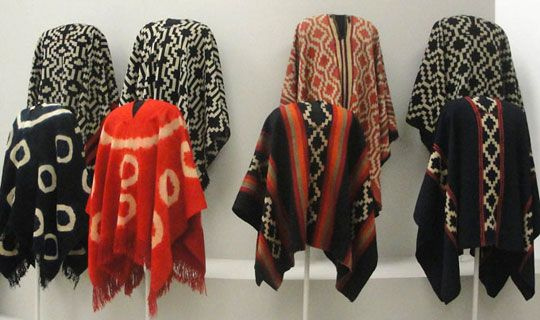 poncho | eminently functional attire | good gaucho poncho | what it looks like