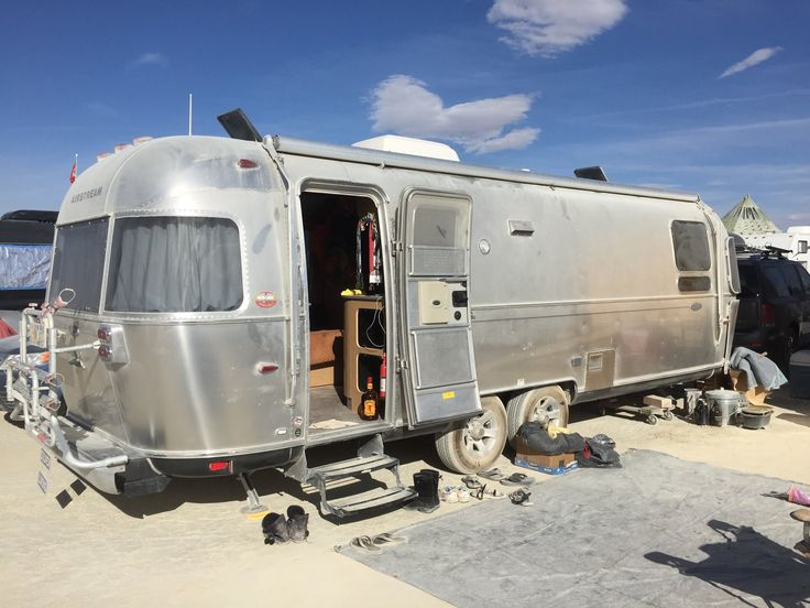 Burning Man Airstream Rental Packages Now Available! — GoSilver