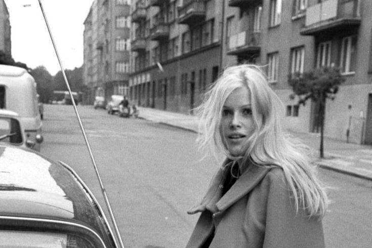Olga Schoberová 1967