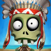 Zombie Castaways 2.6.4 MOD APK Unlimited Money  games simulation