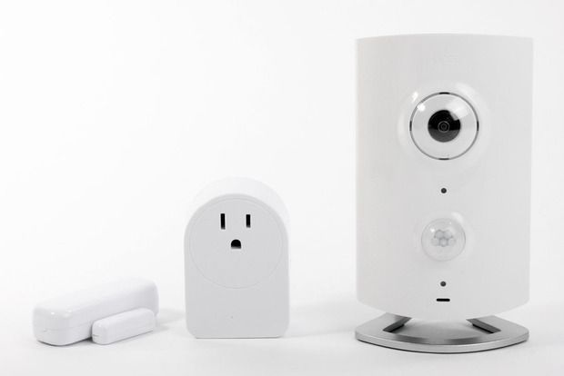 A home automation and security device that keeps an eye on everything from light and sound to temperature - Piper Smart Home System