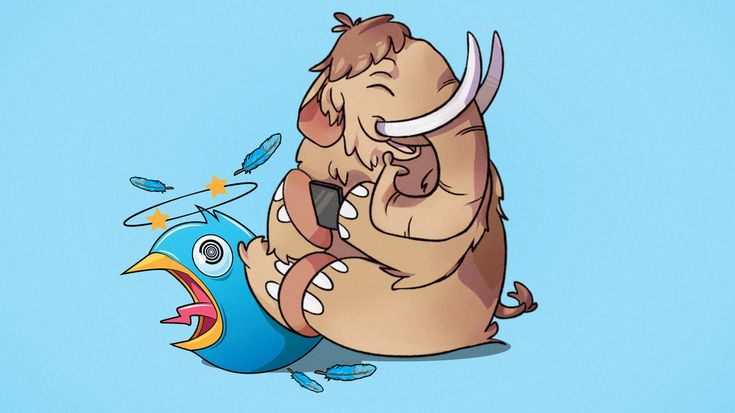 """""""Bye, Twitter. All the cool kids are migrating to Mastodon."""""""