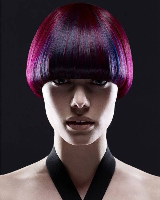 Hair Dye Ideas | Scene Hair Color Ideas