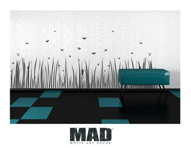 bathroom? Wandgestaltung - Wandtattoo :::Frosch::: - ein Designerstück von Motif-Art-Decor bei DaWanda