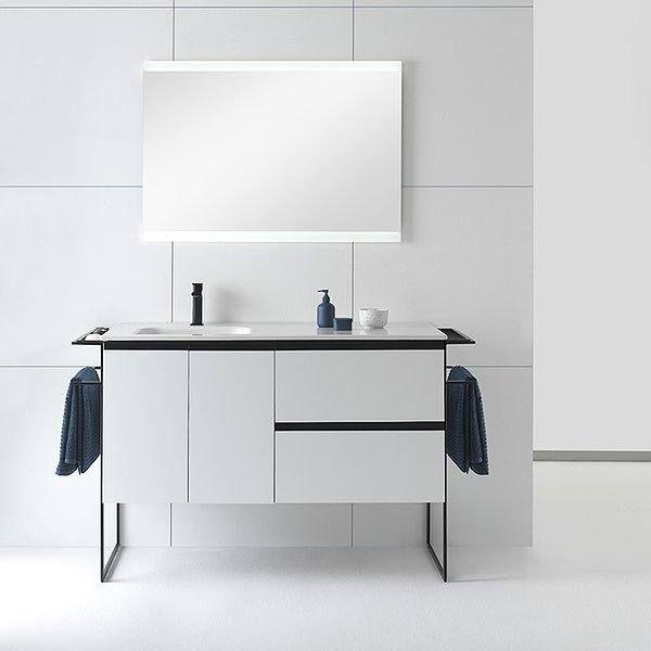 Mueble De Bano De Royo Structure 4 Con Patas In 2020 Furniture