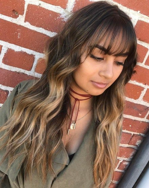 Best 25 layered bangs hairstyles ideas on pinterest short best 25 layered bangs hairstyles ideas on pinterest short layered hairstyles long front bangs and hair cuts short layers urmus