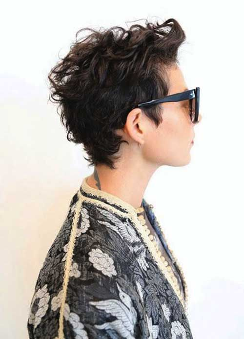 23 Pixie Cuts for Women with Curly Hair | Hairstyle Guru23 Pixie Cuts for Women…