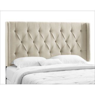 Winston Cream King/California King Headboard | American Signature Furniture