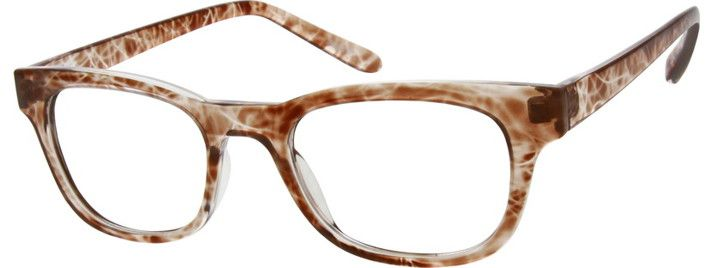 Just ordered these in purple! Can't wait to see what they look like so I can order them in brown and red too!  Women's Brown 2861 Plastic Full-Rim Frame | Zenni Optical Glasses-x6vlaWuV