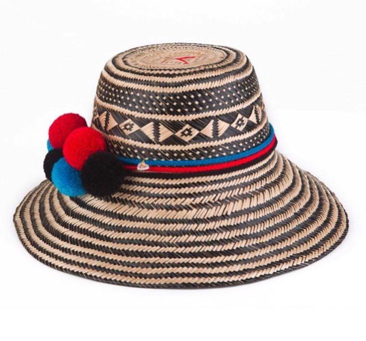 Sombrero Wayuu!  #modalocal #hechoamano #sombrerowayuu #colores #trend #trendy…