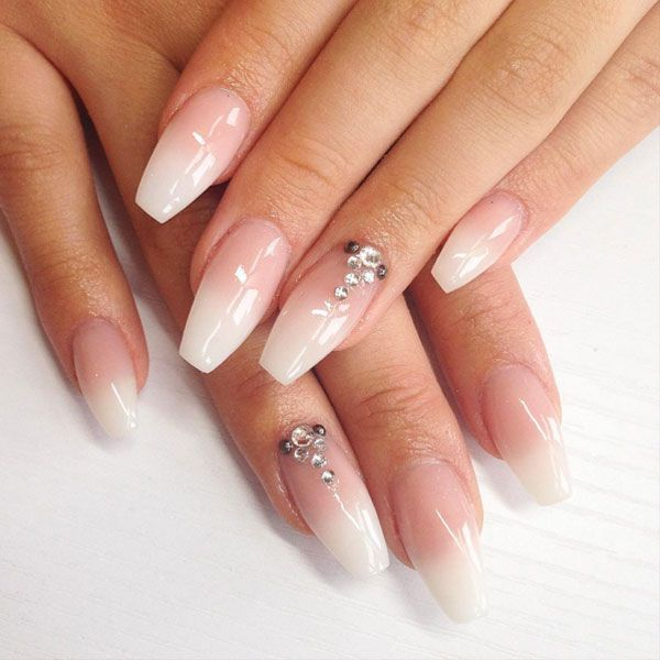 Best 25 elegant nails ideas on pinterest nails inspiration get simple doesnt mean boring especially when it comes to this elegant nail design prinsesfo Choice Image