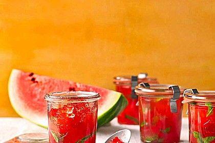 Minze - Melonen Marmelade