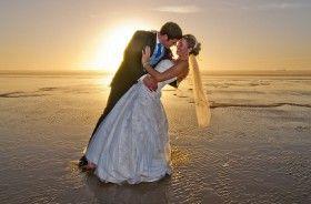 Bleaching vor der Hochzeit für unvergessliche Fotos