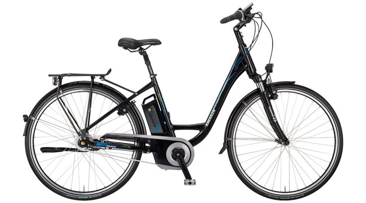 Vitality Eco 7 Panasonic 15Ah Shimano Nexus 8-speed / CB / HS11
