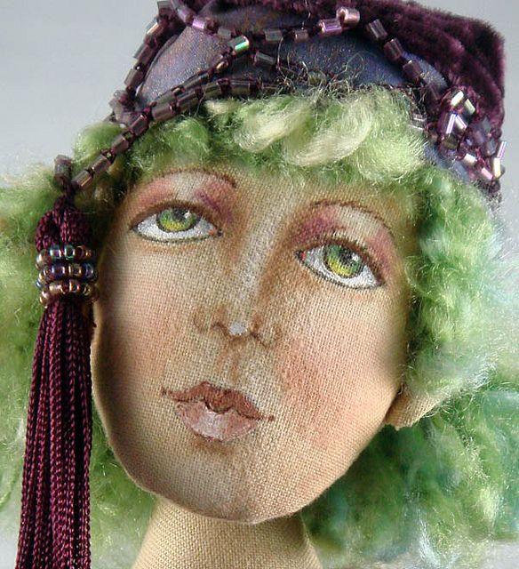 Моя Кристина Shively классе подробно куклы лицо | Flickr - Photo Sharing!