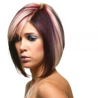 2014′ün favori saç kesimi ve rengi bir arada