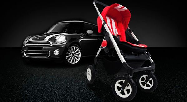 The best of both worlds with the Easywalker MINI stroller