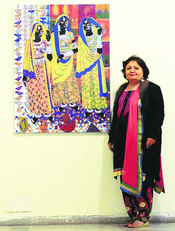 Indian Artist Anuradha Thakur - Google Search