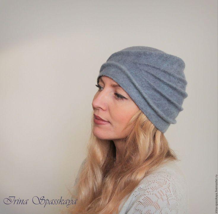 """Купить Дамская шляпка """"Шепот ветра"""" в интернет магазине на Ярмарке Мастеров"""