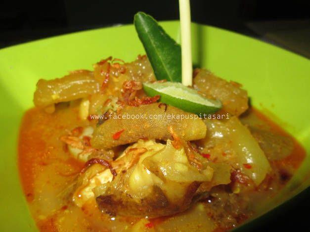 Resep Lontong Kikil Surabaya Oleh Eka Puspitasari Resep Masakan Malaysia Resep Masakan Makanan Dan Minuman