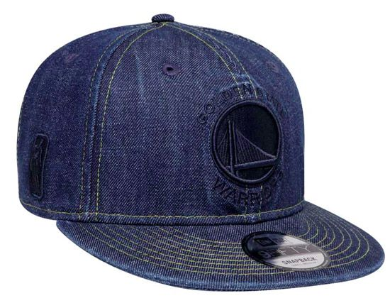 New Era Philippines most recent stock update includes this Golden State  Warriors NBA Denim Coloured Stitch c570d4280ed
