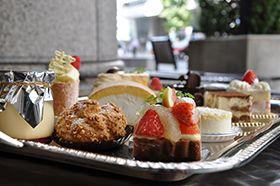 4月1日よりリフレッシュ!THE DINERのケーキバイキング|大阪 梅田|堂島ホテル