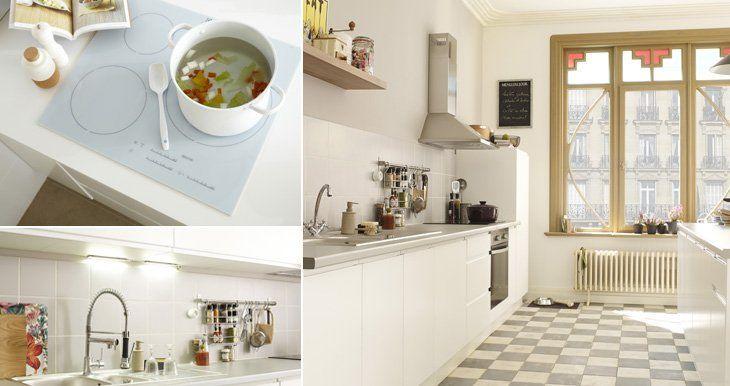 93 best cuisine images on pinterest kitchen ideas - Buffet de cocina leroy merlin ...
