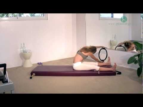 Pilatesology: Ten Minutes of Magic (Circle) WORKOUT