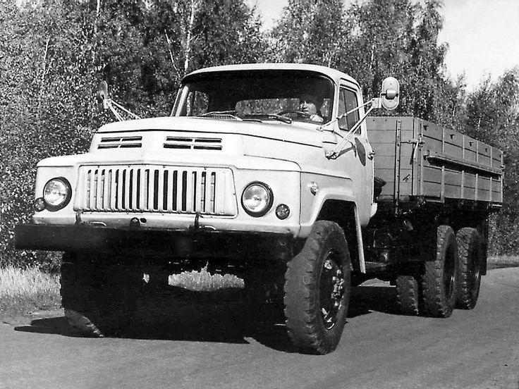 GAZ-33 (Опытный 1964)