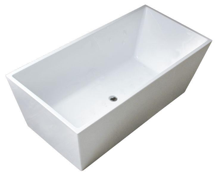 Cubica 1400mm Freestanding Bath - ABL Tile Centre