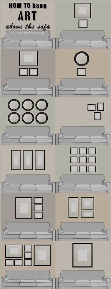 9 Grafiken, die Sie zu einem genialen Einrichtungsstil machen