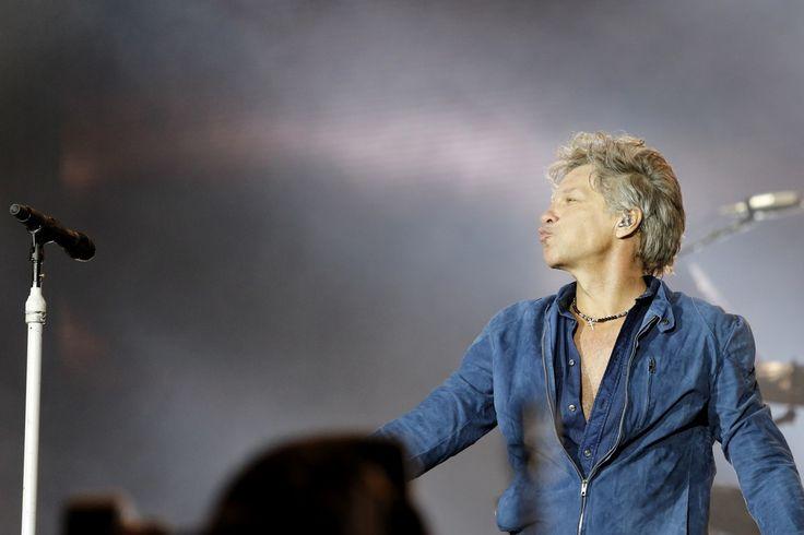 #TimBeta #TimBeta Bon Jovi é a banda do 5º dia de Rock in Rio mais comentada no Facebook; veja lista #BetaLab #BetaLab