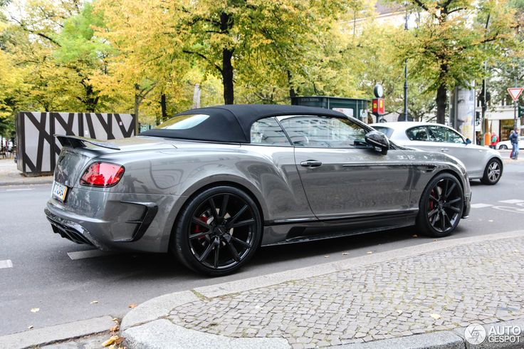 Bentley Mansory Continental GTC 2016 Collage Edition 8