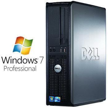 Calculatoare Refurbished Dell Optiplex 380DT, X3360, Win 7 Pro