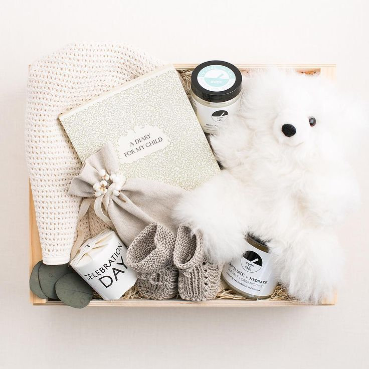 Best 25 baby gift box ideas on pinterest baby shower gifts perfect neutral gift set for baby simone leblanc negle Images