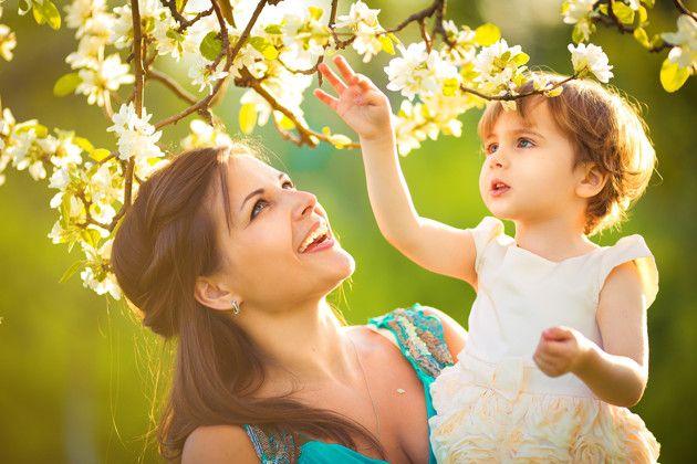 4 hábitos necessários que lhe ajudarão a ser uma mãe melhor