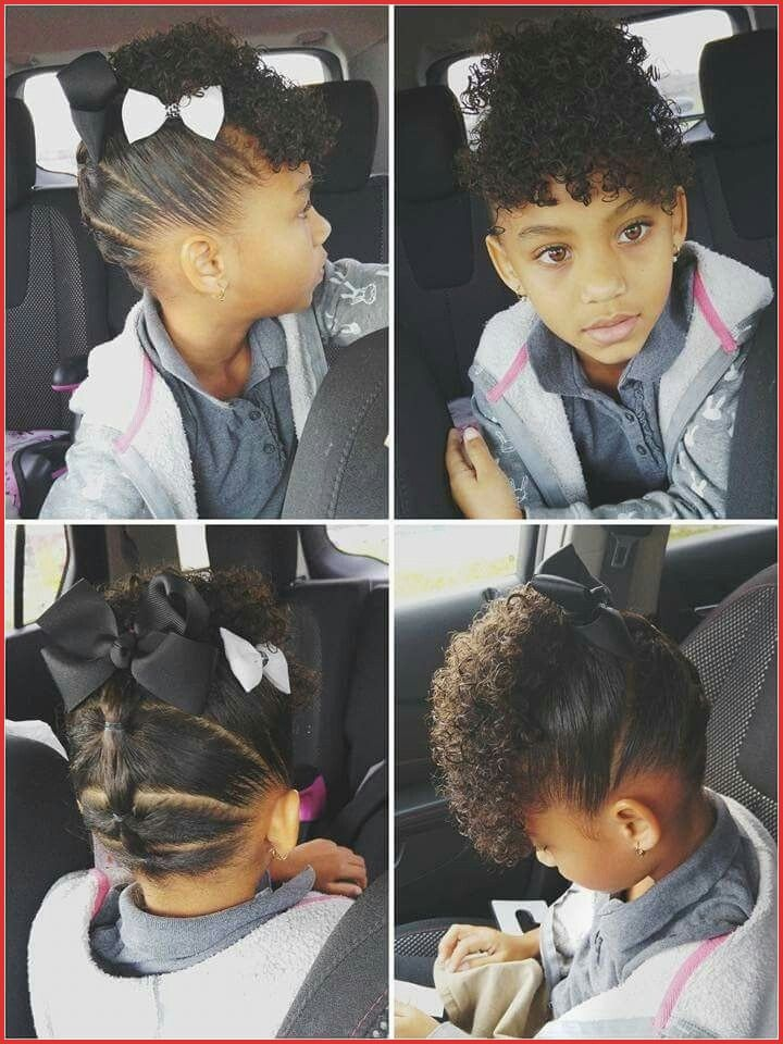 Quick And Easy Black Girl Hairstyles Awesome Little Black Girl