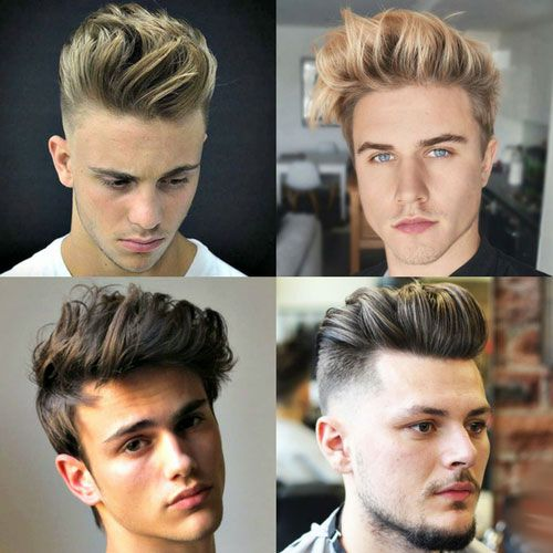 Cool Quiff Hairstyles