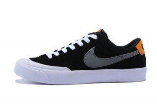 d76157928ad1 Mens Womens Skate Shoes Nike SB Blazer Low XT Black Grey White 806306 088