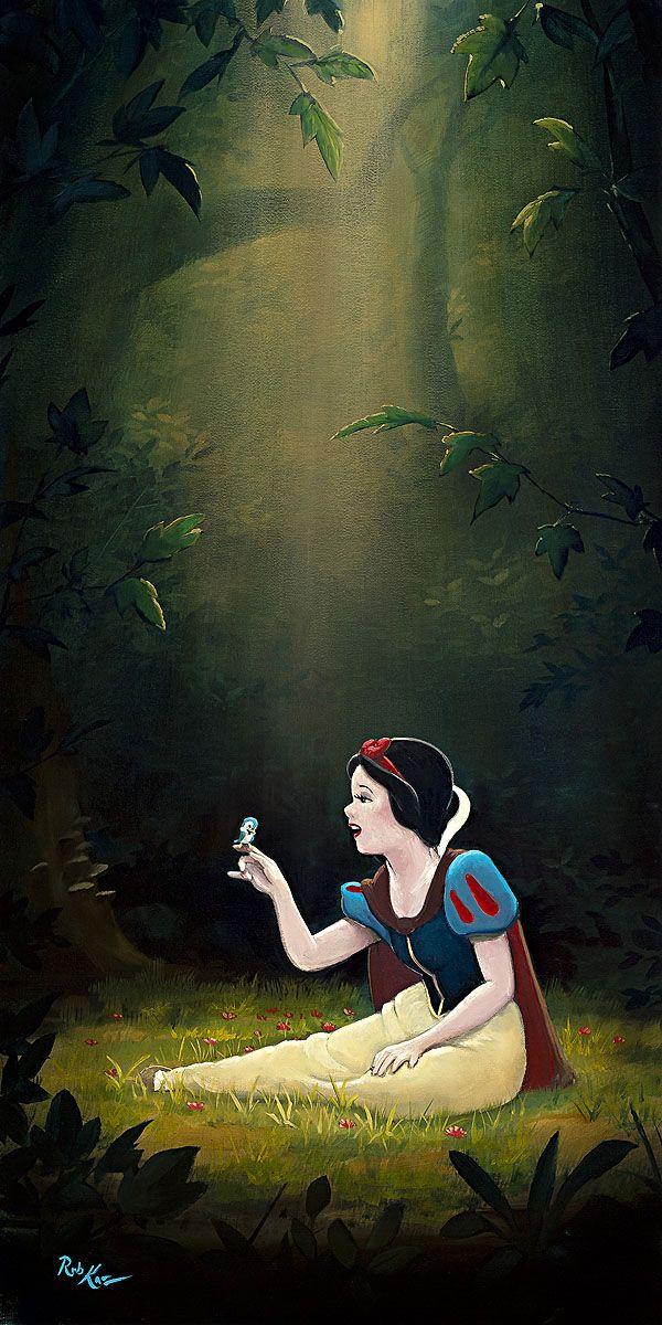 Snow White And The Seven Dwarfs Dessins Disney Fond De Disney Papier Peint Disney