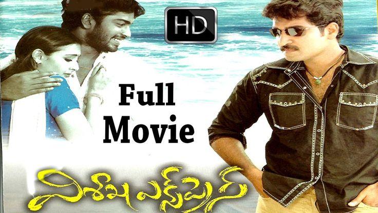 nice Visakha Express Full length Telugu Movie    Allari Naresh,Rajiv Kanakala,Sindhu Tolani