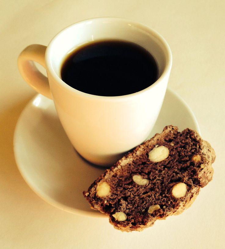 Cantuccini kakaowe