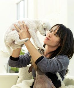 If you have pet allergies, you no longer have to get rid of your pet; here are some great steps to minimize pet allergies. http://healthypets.mercola.com/sites/healthypets/archive/2010/07/29/enjoy-the-good-life-with-your-pet-even-if-you-have-pet-allergies.aspx