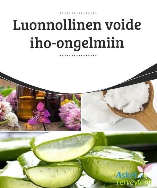 Luonnollinen voide iho-ongelmiin   #Aloe vera ja kookosöljy ovat erittäin kosteuttavia aineita. Niissä on parantavia ja uudistavia #ominaisuuksia, jotka #ehkäisevät eri iho-ongelmien syntymistä.  #Kauneus