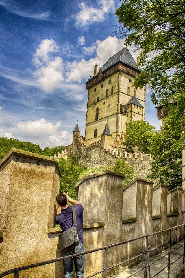Hrad Karlštejn | Karlštejn Castle
