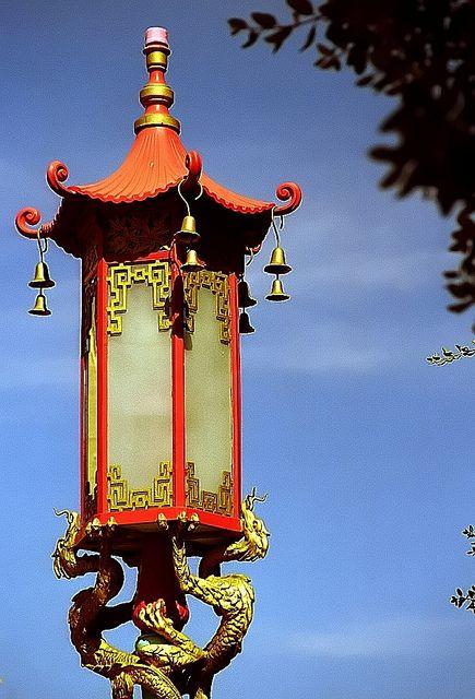 San Francisco - Chinatown Lantern by David Paul Ohmer