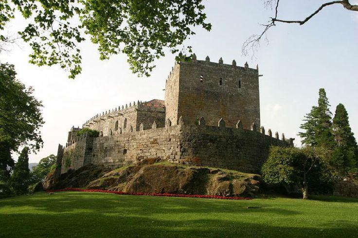 Castillo de Soutomaior (Pontevedra)