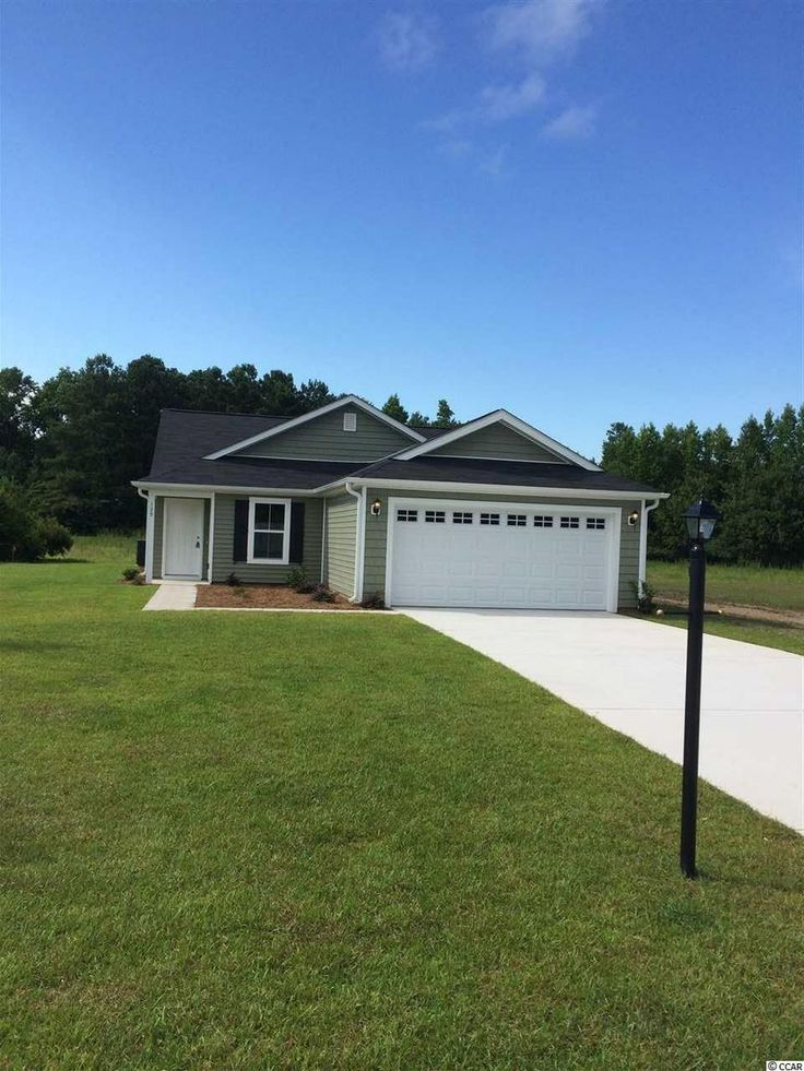 100 Crown Meadows Drive The Greenwood Longs, SC 29568 For Sale - RE/MAX