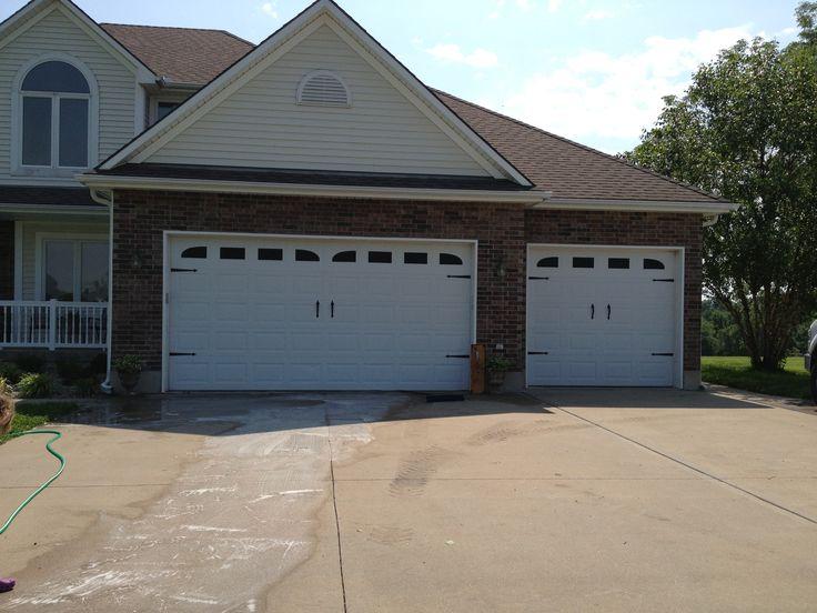 Carriage Garage Doors Diy 12 best garage doors images on pinterest | garage doors, faux